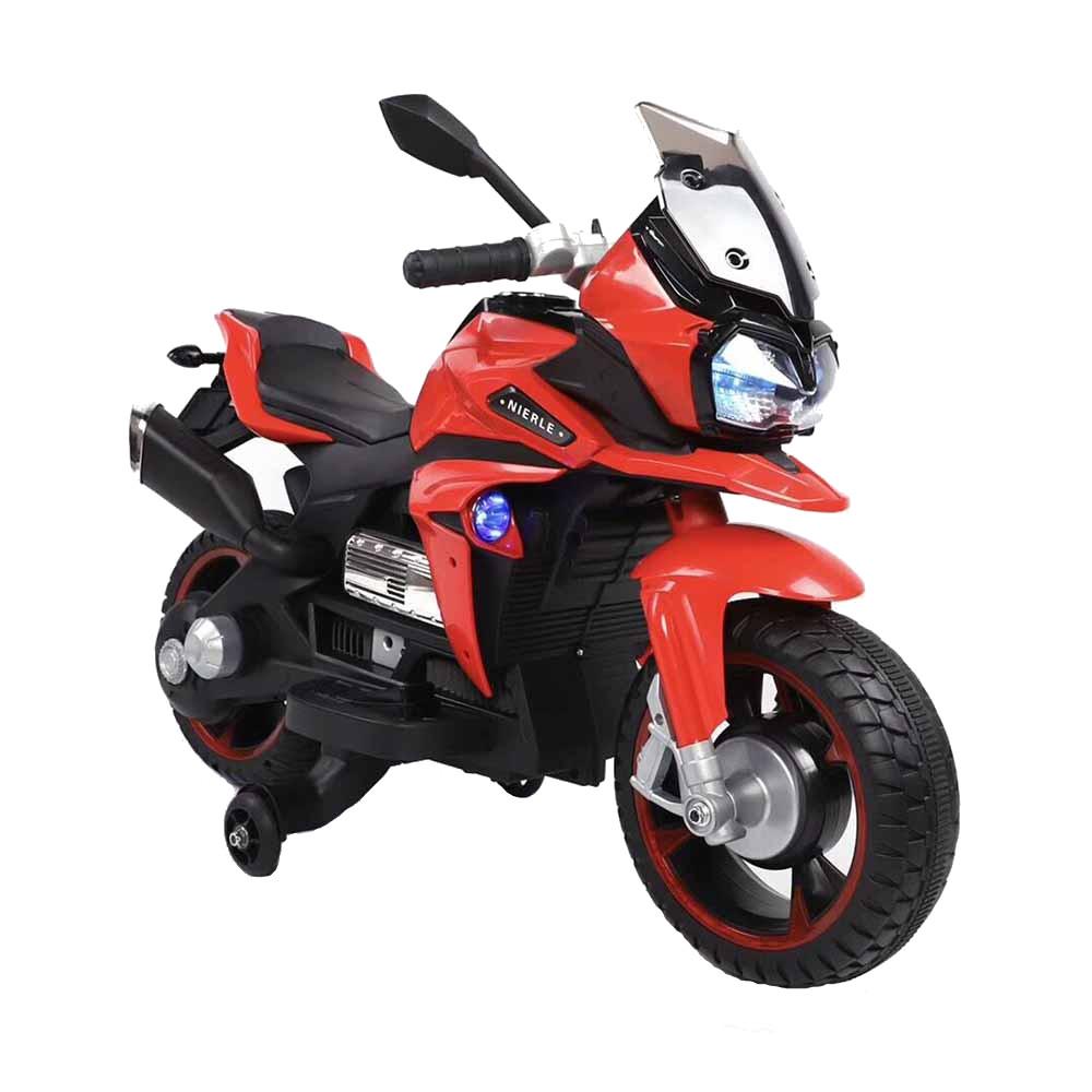 Motocicleta Electrica Pentru Copii Rio Red