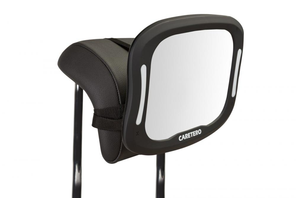 Oglinda cu Led si telecomanda pentru observarea copilului Caretero XL imagine