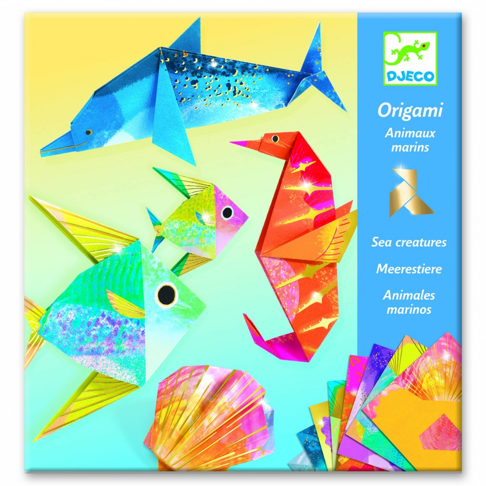Origami ocean Djeco