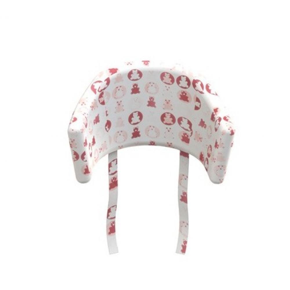 Perna roz pentru scaun de masa Flexa imagine
