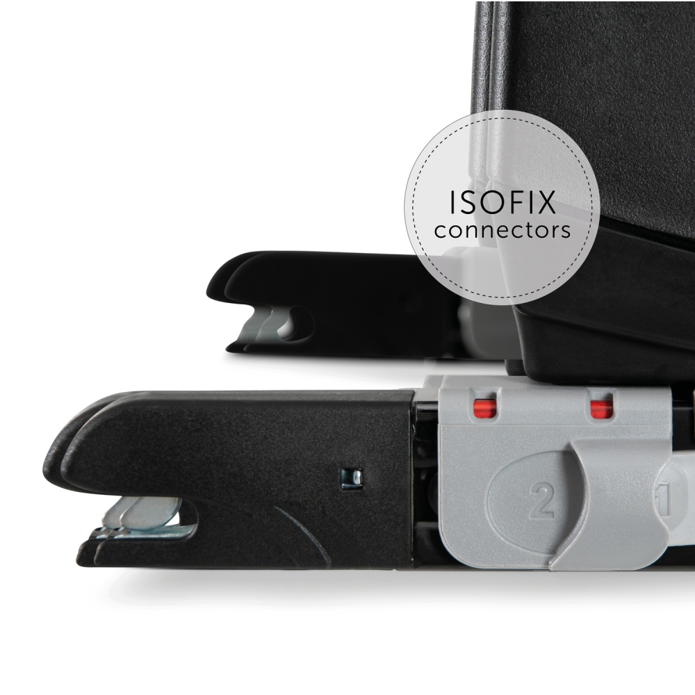 Scaun auto si baza Comfort Fix Set Denim Grey