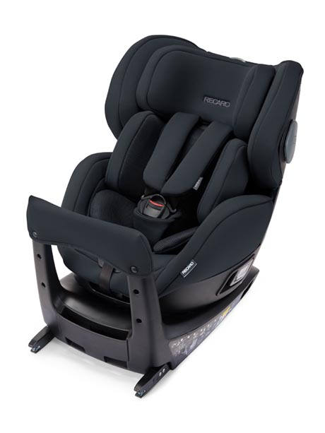 RECARO Scaun Auto i-Size Salia Select Night Black