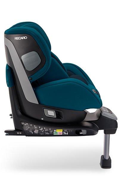 Scaun auto i-Size Salia Select Teal Green