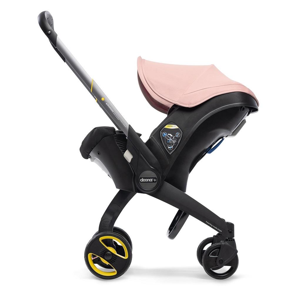 Scaun auto Doona Blush pink