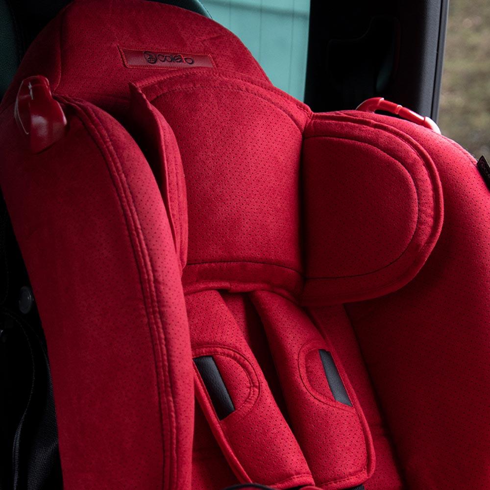 Scaun auto Santino red 9-25 kg Coletto imagine
