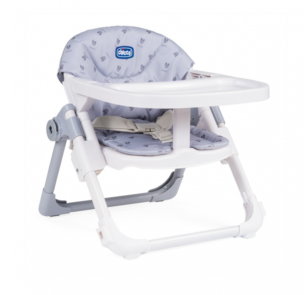 Scaun de masa booster Chicco Chairy Bunny 6luni+ imagine