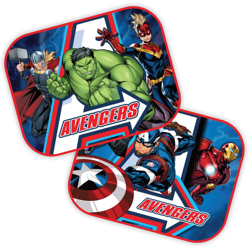 Seven Set 2 parasolare Avengers Seven