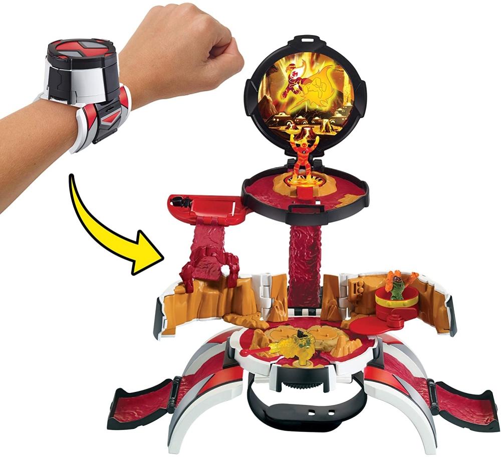 Set de joaca Ben 10 Micro World Torta Vie