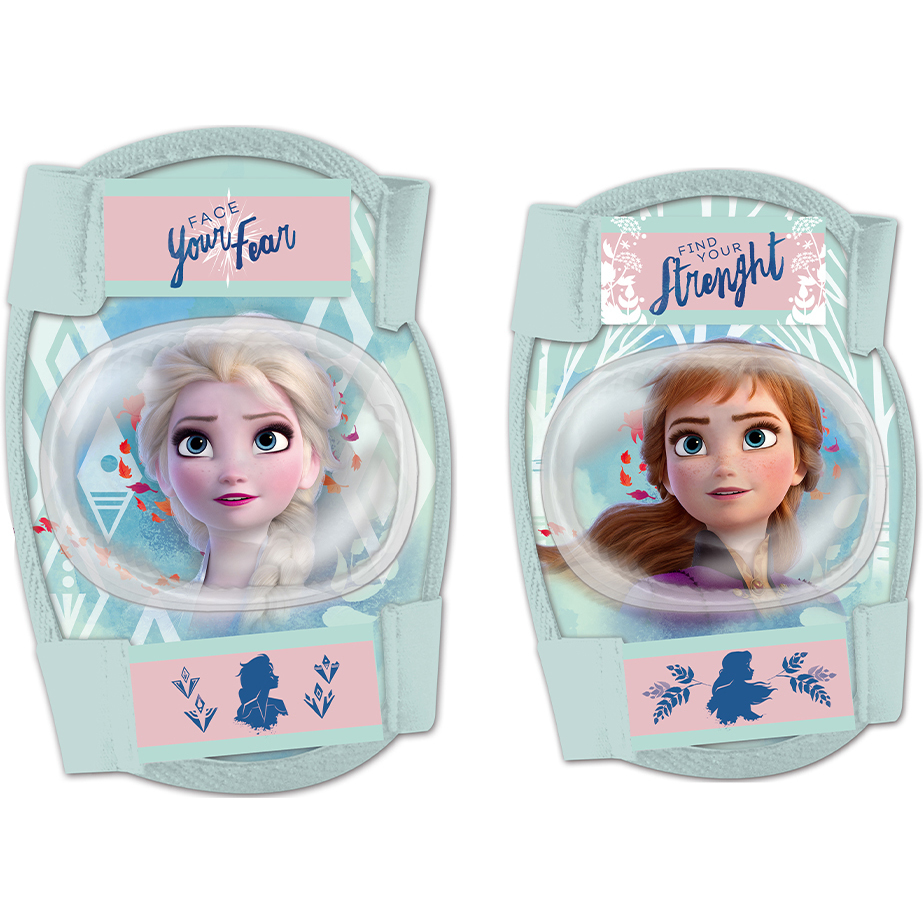 Set protectie cotiere genunchiere Frozen 2 Seven imagine