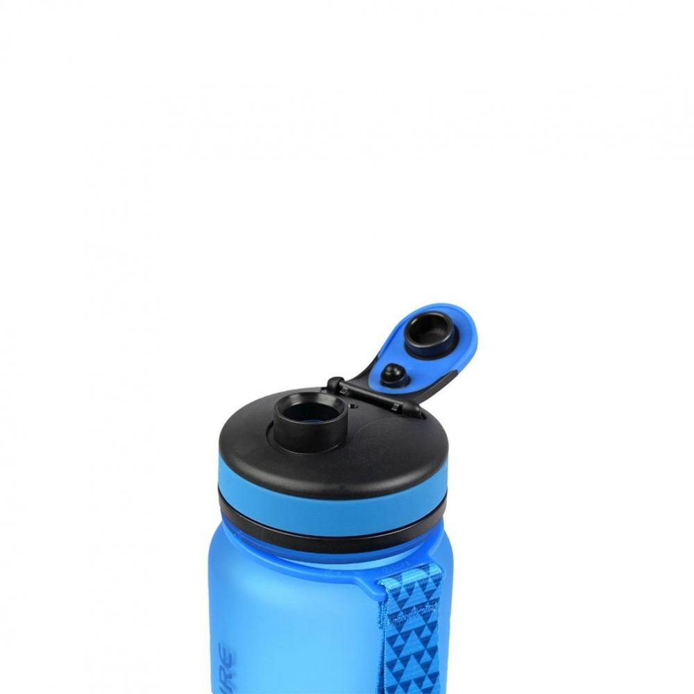 Sticla pentru apa din tritan 650 ml bleu