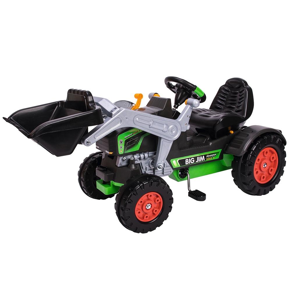Tractor cu pedale Big Jim Turbo - 5
