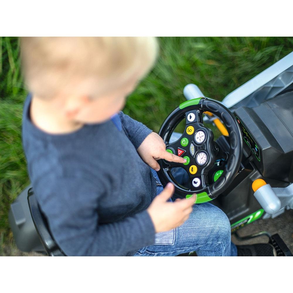 Tractor cu pedale Big Jim Turbo - 2