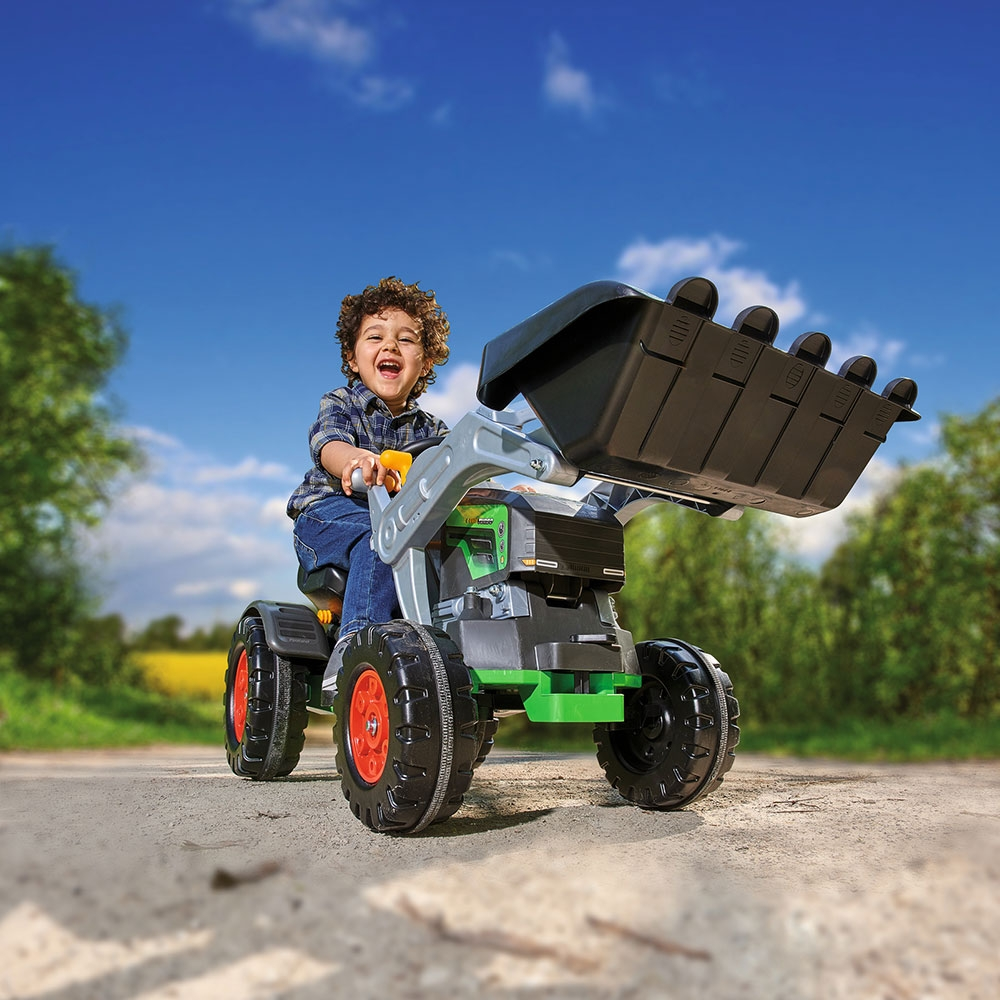 Tractor cu pedale Big Jim Turbo - 4