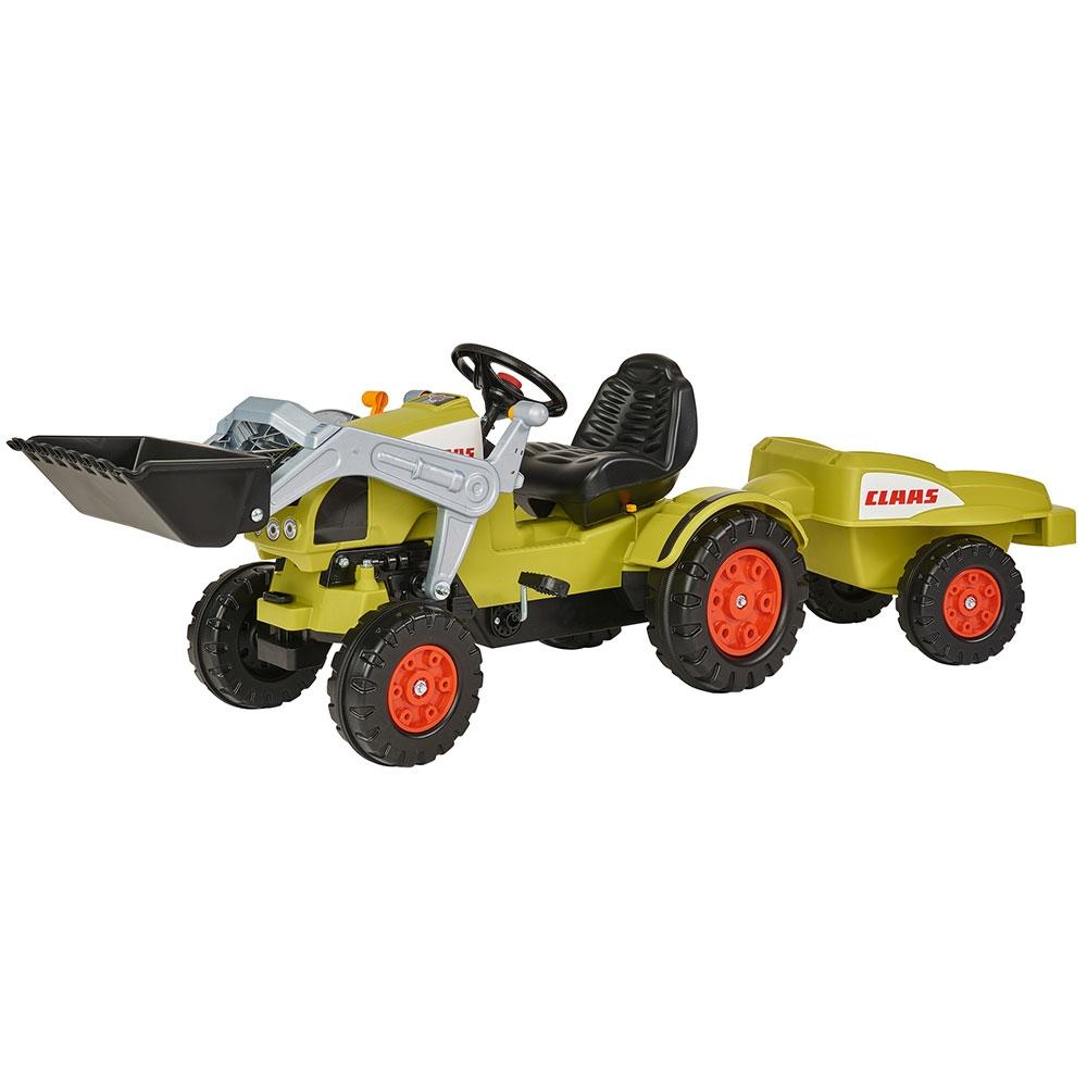 Tractor cu pedale si remorca Big Claas Celtis Loader - 7