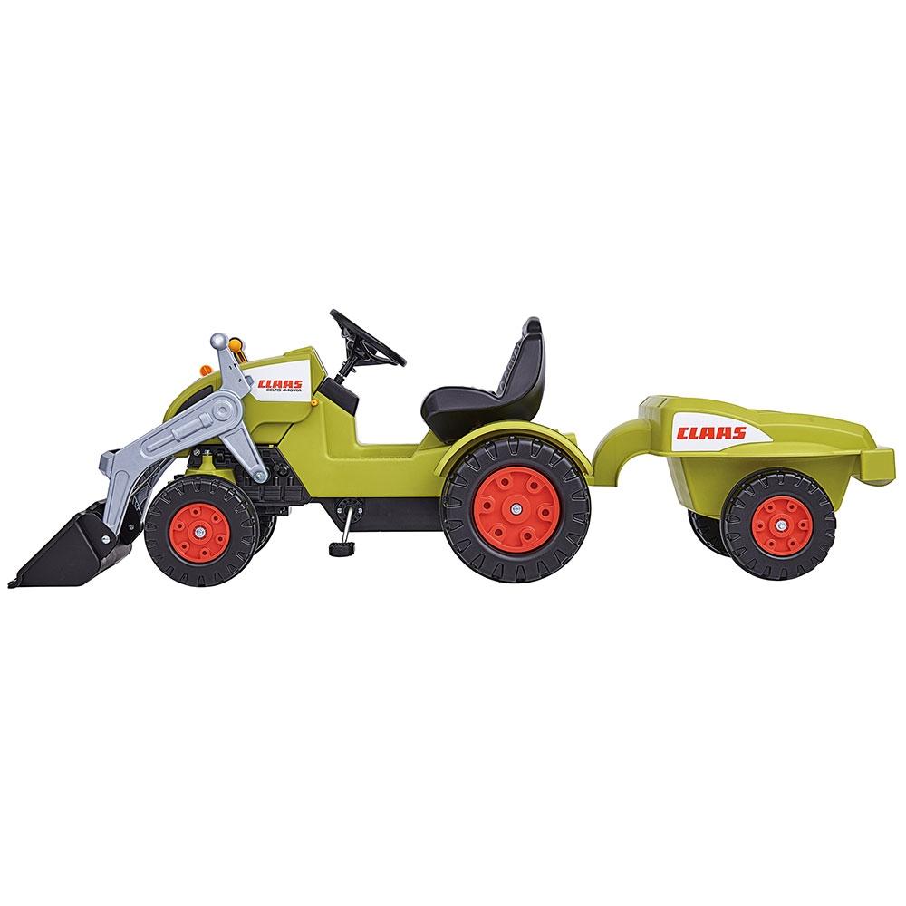 Tractor cu pedale si remorca Big Claas Celtis Loader - 6