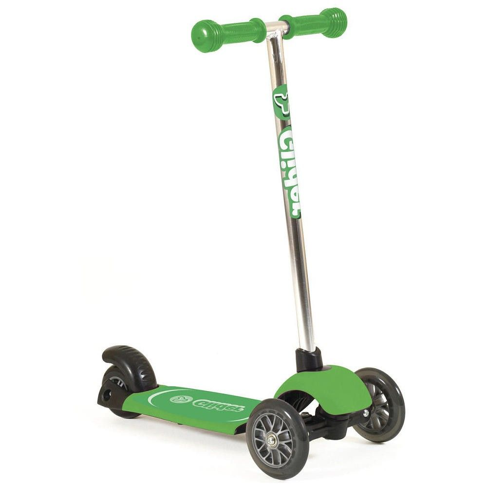 Trotineta Yvolution Glider Deluxe Green