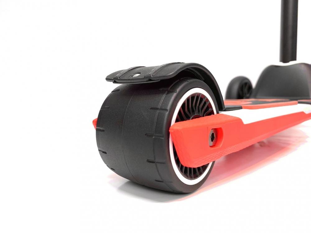 Trotineta copii Scoot Ride HighwayKick 5 Red