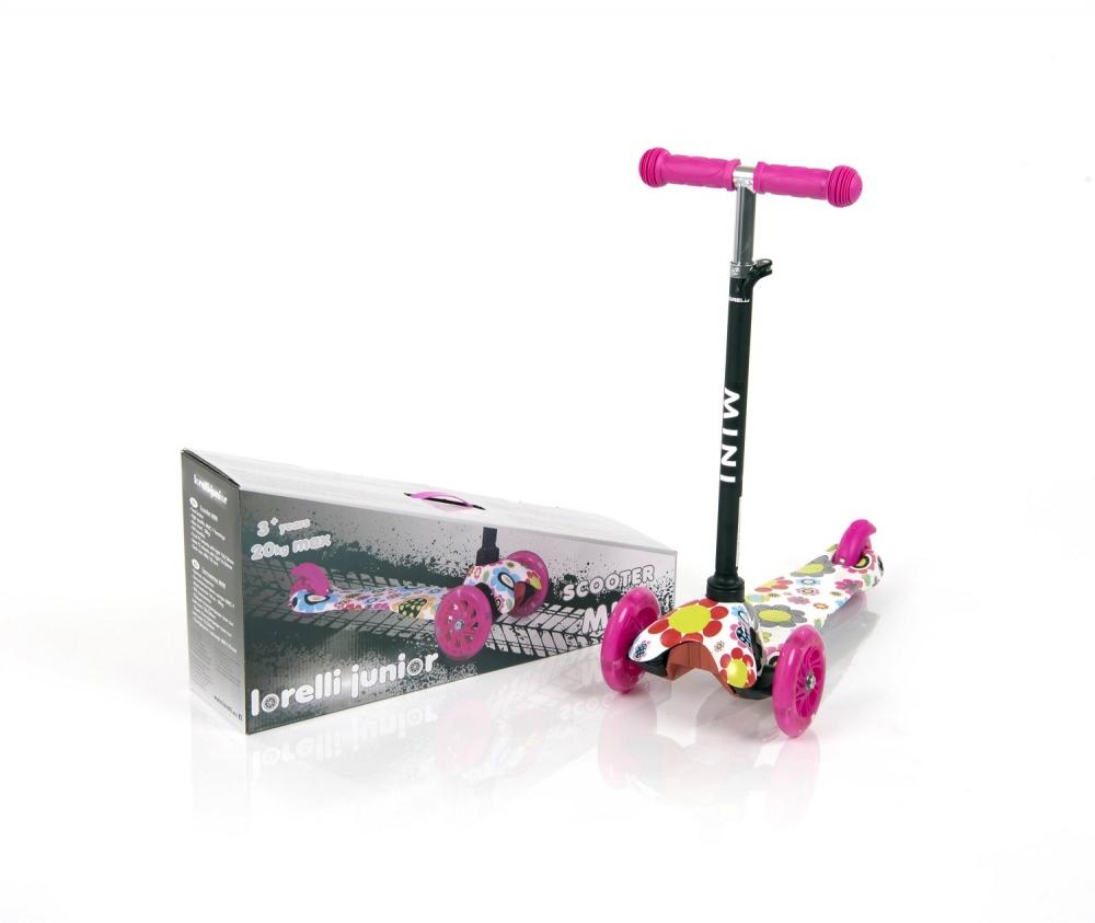 Trotineta pentru copii Mini Pink imagine