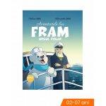 Carte de povesti Aventurile lui Fram ursul polar