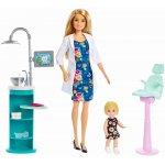 Set mobilier Barbie Cariere mobilier cu papusa la stomatolog