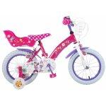 Bicicleta Volare Minnie Mouse 14