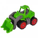 Buldozer Big Power Worker Mini Tractor