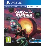Joc Carly and the Reaper Man VR PS4