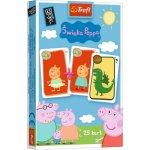 Carti de joc pacalici Purcelusa Peppa Pig