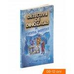 Carte Detectivii de dinozauri in desertul inghetat
