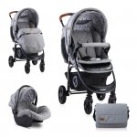 Carucior 2 in 1 Daisy cos auto inclus Dark Grey Lighthouse