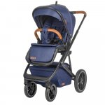 Carucior modular 3 in 1 Coccolle Nessia Navy Blue