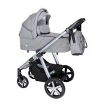 Carucior multifunctional Baby Design Husky + Winter Pack 07 Gray 2020