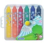 Creioane cerate Nebo lavabile Jumbo Set 6
