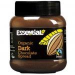 Crema tartinabila de ciocolata dark eco 400g