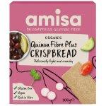 Crispbread (painici) cu quinoa Fibre Plus fara gluten bio 100g