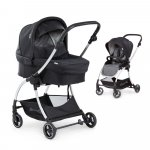Carucior 2 in 1 Eagle 4S Black Grey