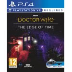 Joc Doctor Who The Edge Of Time Ps4