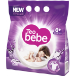 Detergent pudra  cu lavanda si sapun natural 1.5 kg Teo Bebe
