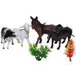 Figurine animale domestice 4 buc/set