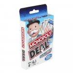 Joc Monopoly Deal Ro Hasbro