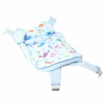 Hamac din spuma pentru cadita Ocean Baby Bath Blue