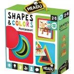 Joc forme si culori Montessori