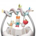 Jucarie carucior Spirala Ronnie Taf Toys