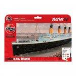 Kit constructie Airfix nava de croaziera R.M.S. Titanic Gift 1:1000