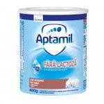 Lapte praf Nutricia Aptamil Lactose Free, 400 g, de la nastere
