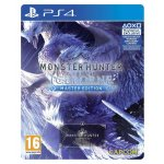 Joc Monster Hunter World Iceborn Steelbook edition PS4