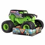 Masina Monster Jam RC Grave Digger scara 1 la 10