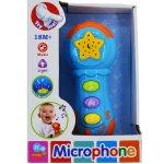 Microfon pentru bebe cu baterii