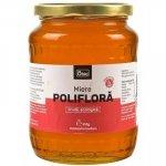 Miere poliflora cruda eco 950g Obio