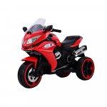 Motocicleta electrica cu lumini LED Torino Red